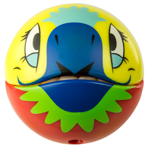 Попугай Рика
