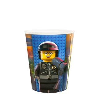 Хэппи Мил Лего Фильм: Плохой-хороший полицейский