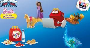 Барби и Скайлендеры в Хэппи Мил