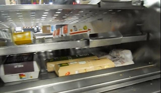 Бин со стороны кухни