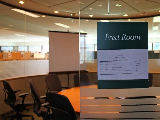 Конференц зал (Fred Room)