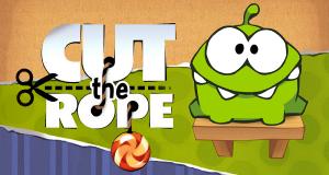 Cut the Rope в Хэппи Мил