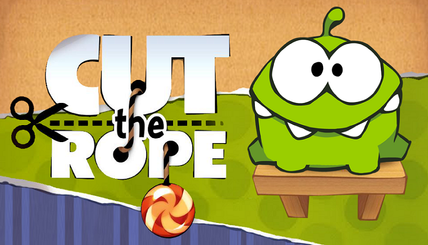 Cut the Rope в Хэппи Мил