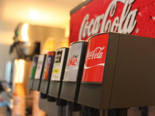 аппараты с прохладительными напитками