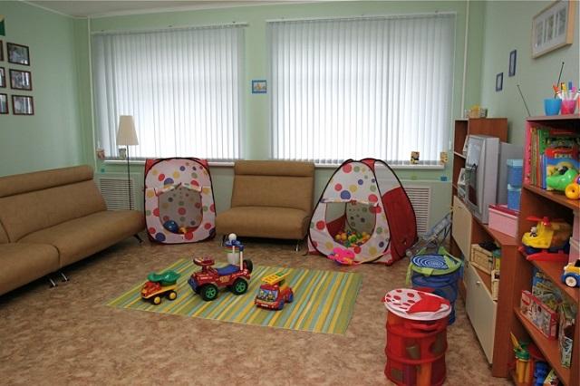 Семейная комната