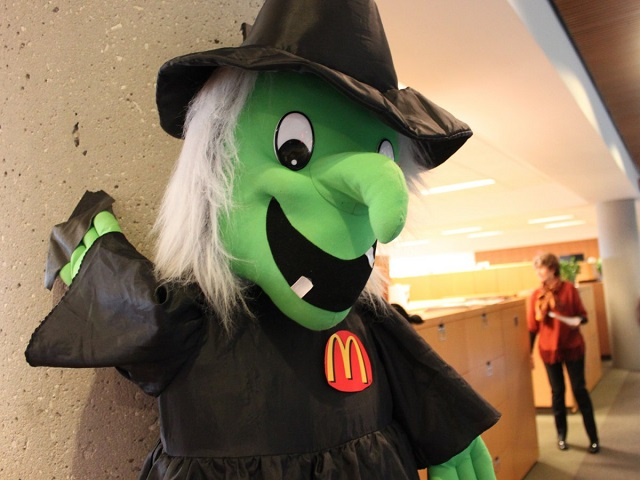 декорации Хэллоуин