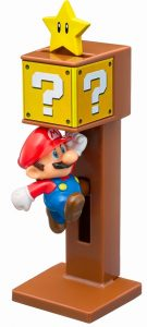 Марио с блоком вопроса