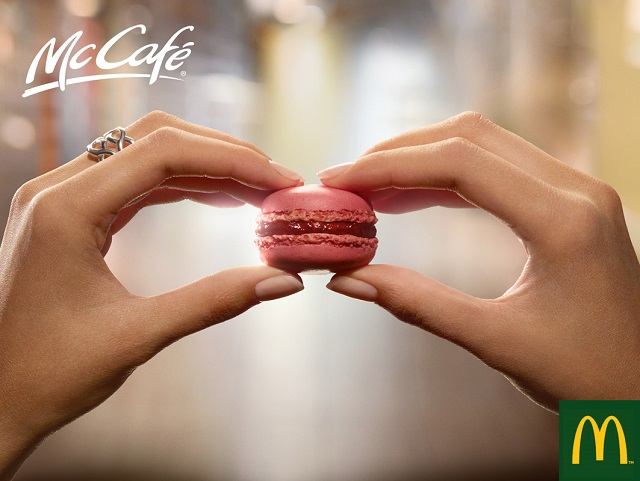 реклама МакКафе