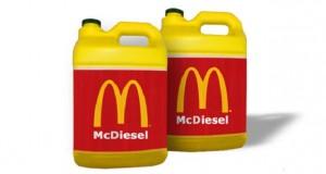 Использованное растительное масло — в биотопливо