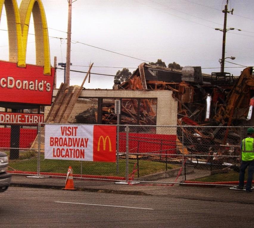 В США число закрытых McDonald's превысит открытые