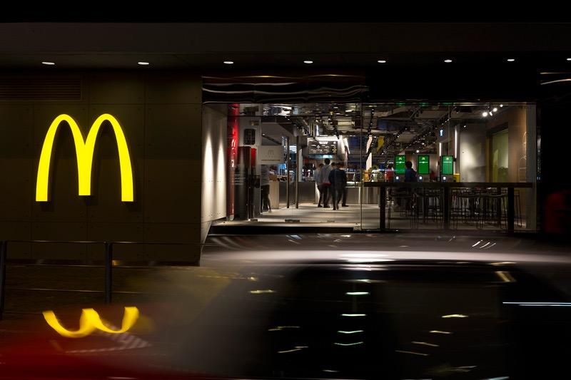 Революционный ресторан McDonald's в Гонконге может определить будущее бренда