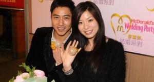 В Гонконге Макдональдс популярное место для проведения свадеб