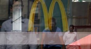 Поколение Миллениума угрожает Макдональдс