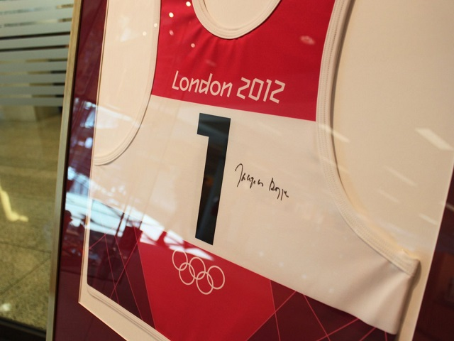 Макдональдс спонсор Олимпиады 2012