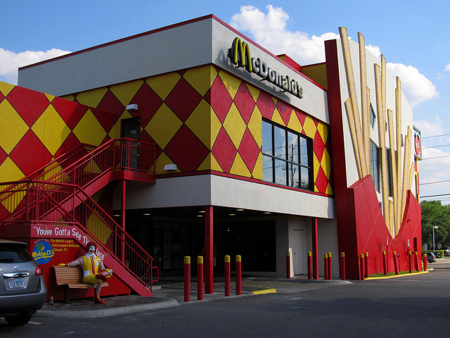World's Largest Entertainment McDonald's & PlayPlace