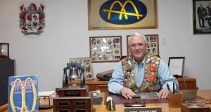 Самая большая в мире коллекция памятных вещей Макдональдс