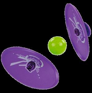 Теннис в стиле НЁРФ