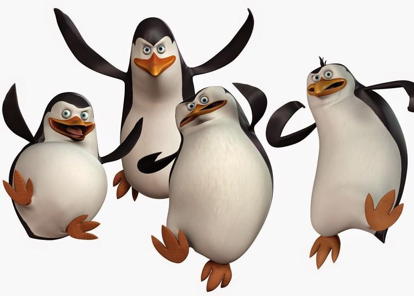 Пингвины Мадагаскара в Хэппи Мил