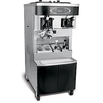 Машина для изготовления мороженого и молочных коктейлей