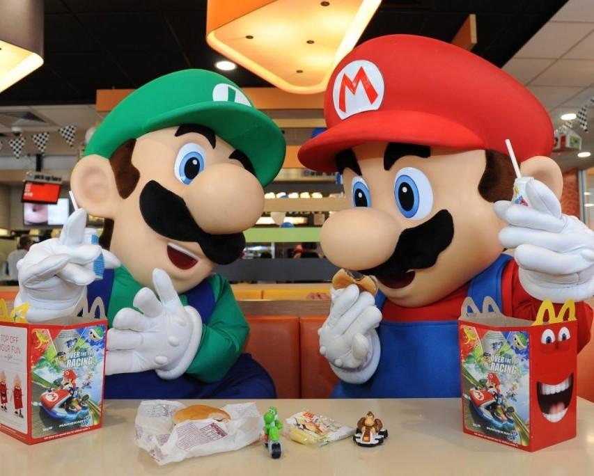 Супер Марио 2016