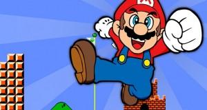 Супер Марио в Хэппи Мил