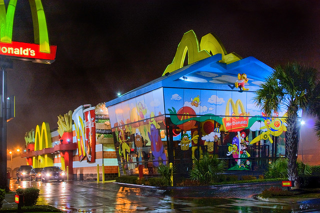 McDonald's PlayPlace Dallas, Texas