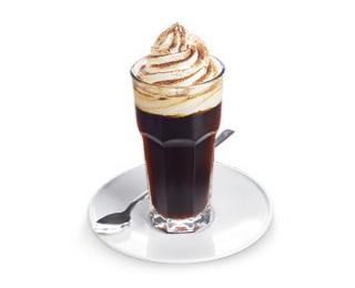 Венский кофе в МакКафе
