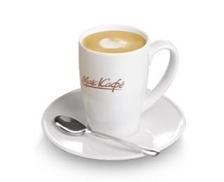 Кофе с молоком в МакКафе